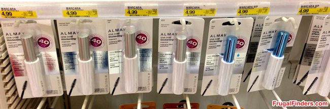 Almay-Mascara