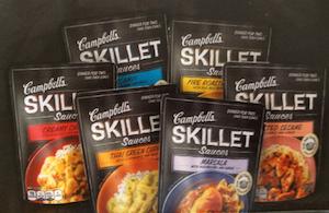 Campbells Skillet Sauces