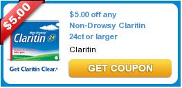 Claritin Coupon