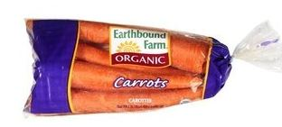 Earthbound Farm Carrots
