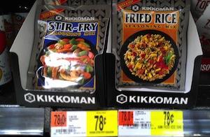 Kikkoman Seasoning Mix
