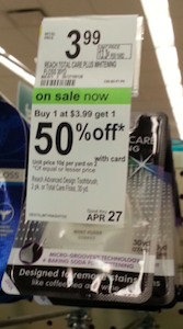 Reach Floss Walgreens Deal