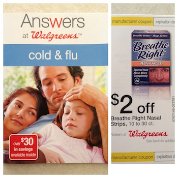 Walgreens Cold Flu Booklet