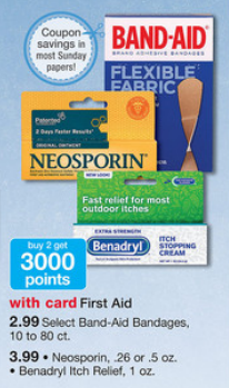 Walgreens Neosporin Band Aid Deal