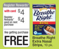 Breathe Right Walgreens Deal