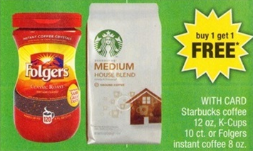 CVS Starbucks K Cups Deal