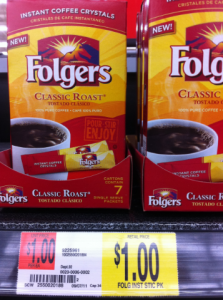 Folgers Instant Sticks