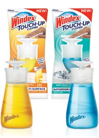 Windex Touch Up