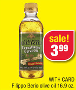 CVS Filippo Berio Olive Oil