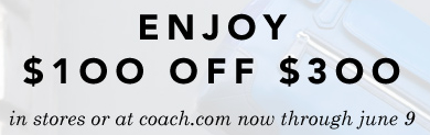 Coach-Coupon