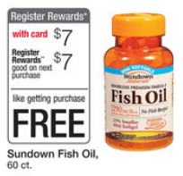 Sundown Fish Oil RR
