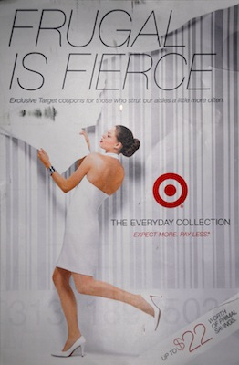 Frugal is Fierce Target Booklet