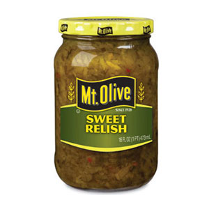 Mt Olive Relish