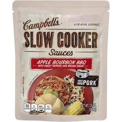 Campbells Slow Cooker Sauces