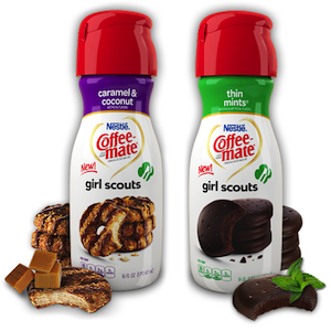 Coffee Mate Girl Scouts