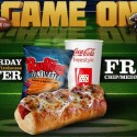 Firehouse Subs: FREE Chips and Drink wyb Meatball Sub