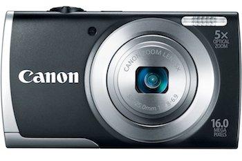 Canon PowerShot 16MP Digital Camera