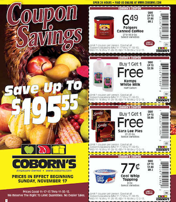 Coborns-Coupon-Book