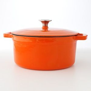 Food Network Enamel Cast Iron Dutch Oven