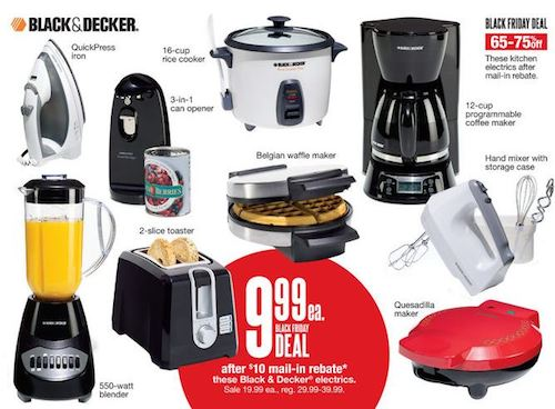 Kohls Black Decker Deals