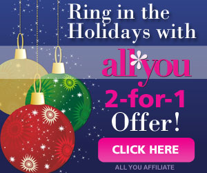 All You Holiday Offer