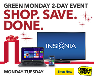 Best Buy Green Monday Deals