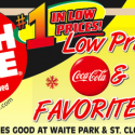 Cash-Wise-Nabisco-Coca-Cola-Sale