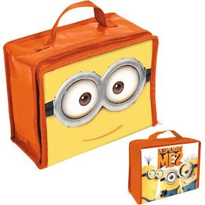 Despicable Me 2 Collectible Soft Lunchbox