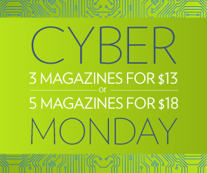 Discount Mags Cyber Monday