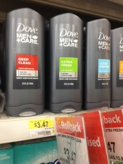 Dove Men+Care Personal Care Product Coupon