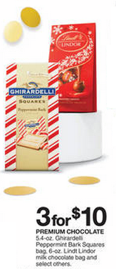 Ghirardelli Target Deal