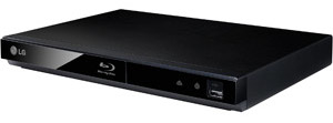 LG Blu ray Disc Player
