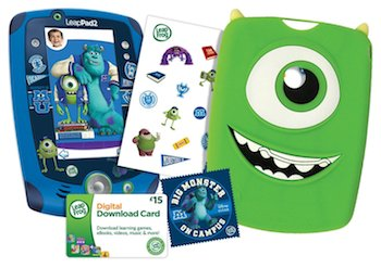 LeapFrog LeapPad2 Explorer Monsters University