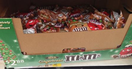 M M Gingerbread