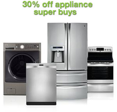 Sears Appliance Sale