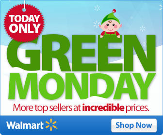 Walmart Green Monday Deals