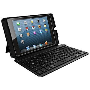 ZAGGkeys Case Keyboard for Apple iPad Mini