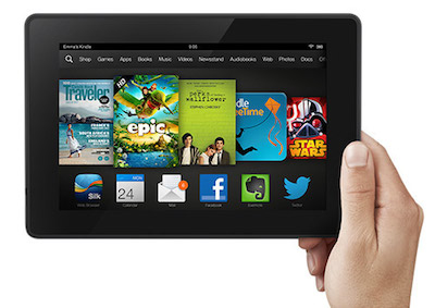 Kindle Fire Coupon Code