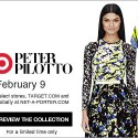 Peter Pilotto for Target Launches February 9th