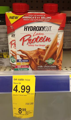 Walgreens: FREE Hydroxycut Protein Shakes After Coupon!