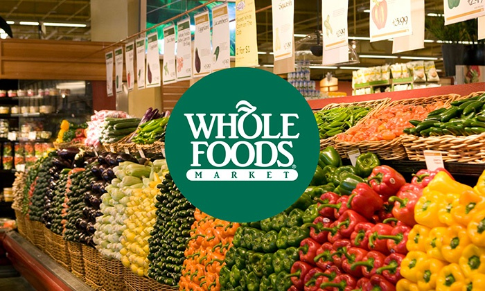 Whole Foods Market Digital Gift Card