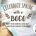 Caribou Coffee: B1G1 FREE Drinks (Today Only)