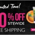 The Body Shop: 40% off Sitewide + FREE Shipping!