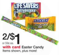 Walgreens Easter Candy Deal