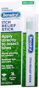 Benadryl Itch Stick