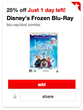 Disney Frozen Cartwheel