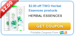 Herbal Essences Coupon