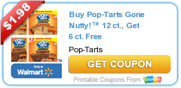 Pop Tarts Coupon