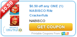 Ritz Crackerfuls Coupon