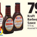 Save A Lot: Kraft Barbecue Sauce Only $0.29